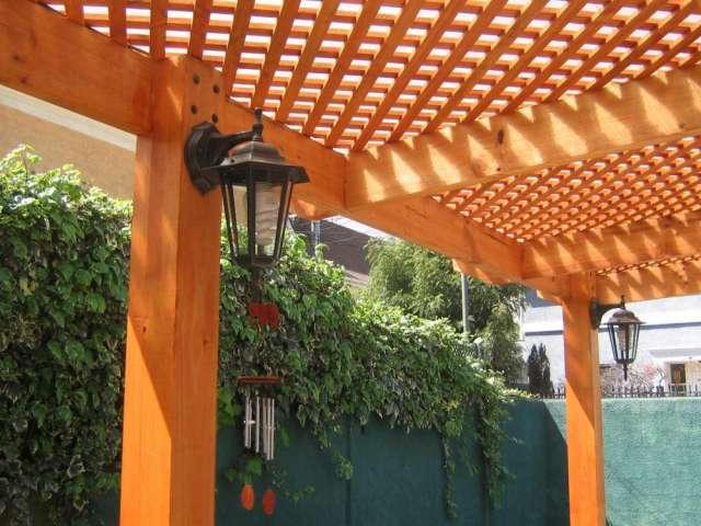 Fotos De Cobertizos Terrazas En Madera Santiago Y V Región
