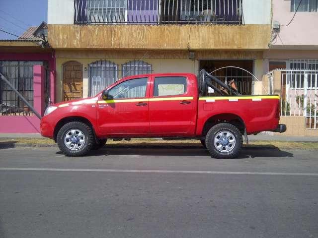 Arrienda camionetas antofagasta
