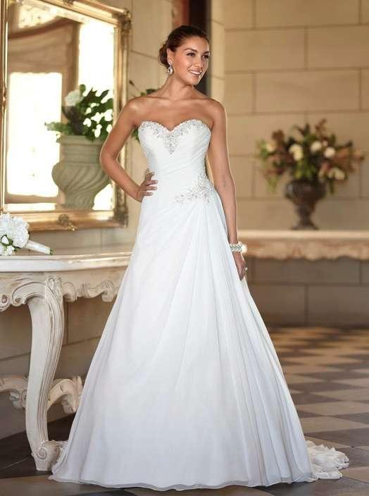 Vestido novia modelo amapola nuevo