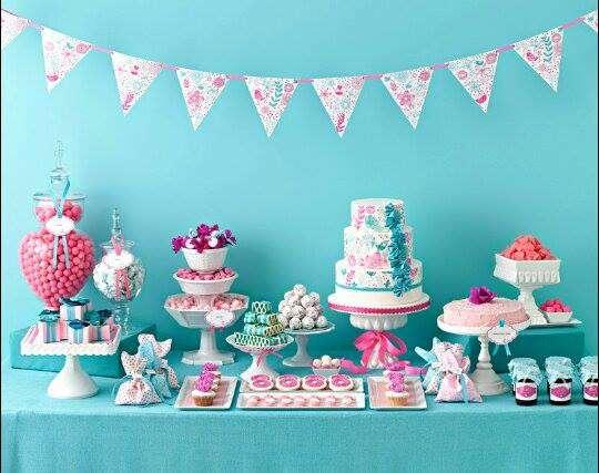 Fotos de Candy bar baby shower souvenirs a domicilio 3