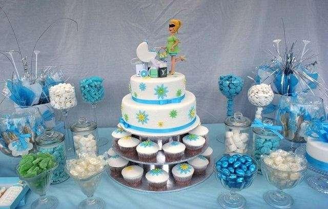 Fotos de Candy bar baby shower souvenirs a domicilio 4