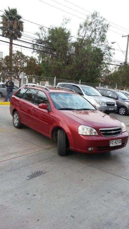 Vendo chevrolet optra station wagon 2013 unica dueña