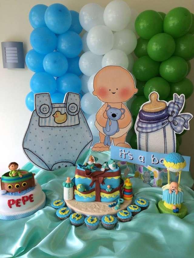 Celebra tu baby shower al mejor estilo