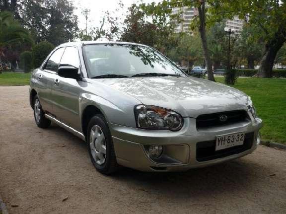 Subaru impreza awd 2005