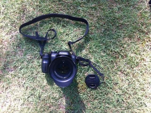 Camara fotografica semi profesional