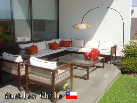 Fotos De Muebles Para Terrazas En La Cisterna Chile