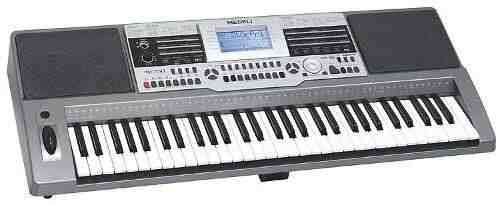 Teclado musical medeli md700