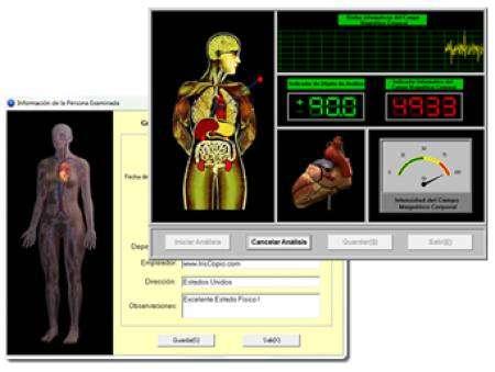 Analizador cuantico + terapia del dolor y masaje