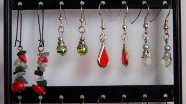 09751c3d0730 Aros bisuteria artesanal en La Serena - Joyas