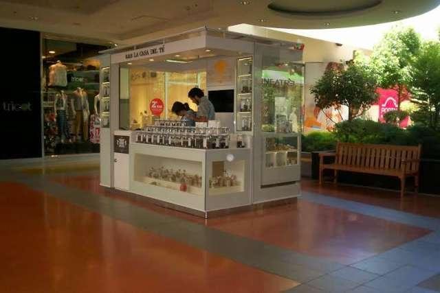 Módulos para mall y locales comerciales