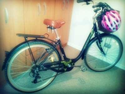 Bicicleta de paseo oxford