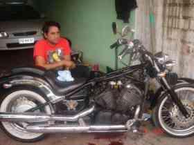 Mecanico de motos a domicilio santiago