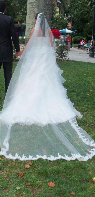 Vendo vestido de novia en Puerto Montt - Ropa y calzado | 573899