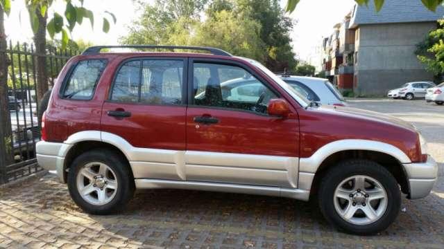 Suzuki grand nomade 2.0 glx 4x4
