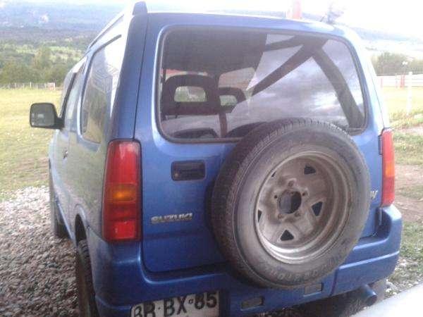 Vendo jeep suzuki 1999