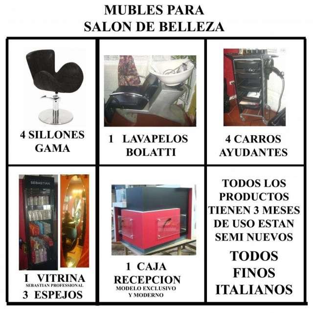 Muebles para salon de belleza en Santiago - Otros Artículos | 574968