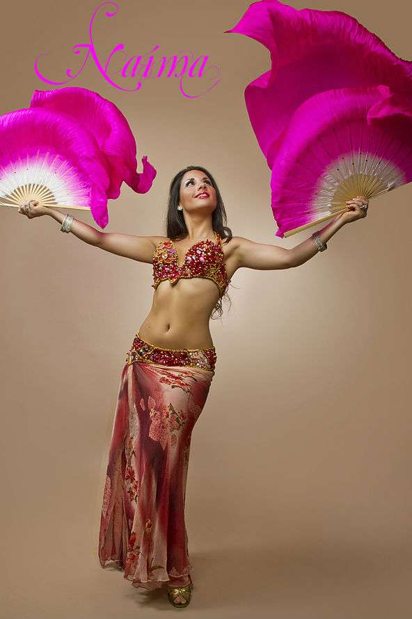 Danza arabe para matrimonios