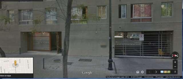 Vendo departamento santiago centro 2 dormitorios (sin est.)