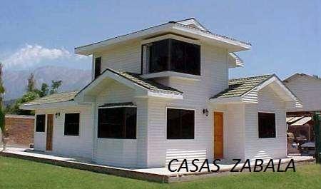 Casas prefabricadas casas zabala