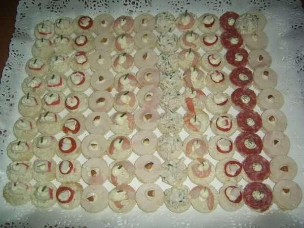 Cocteleria fina empanaditas canape pizzetas anticuchos 9870448// 8958061