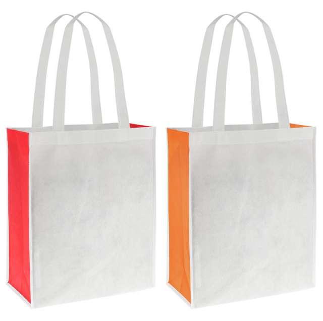 Ofertas bolsas tnt ecologicas, impresas con logo variedad de medidas y colores