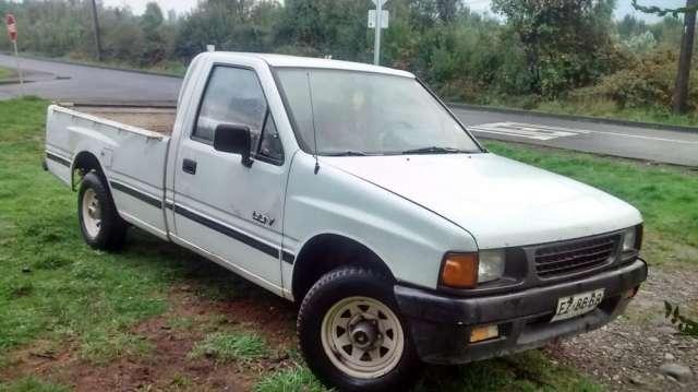 Camioneta Chevrolet Luv En Villarrica Camionetas 584637