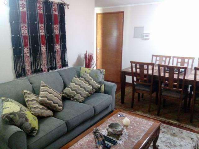 Departamento amoblado 2 habitaciones(5) por día