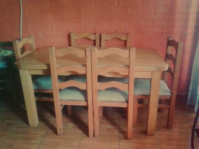 Vendo comedor usado en buen estado en La Granja - Muebles | 587223