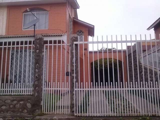 Casa sector sindempart coquimbo chile