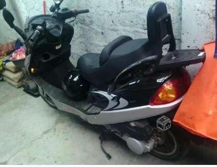 moto scooter takasaki wy150t-7