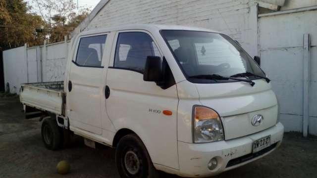 Vendo camioneta hyundai porter h-100 año 2008