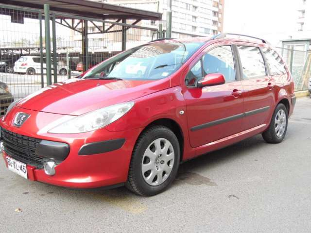 Vendo peugeot 307 sw full impecable