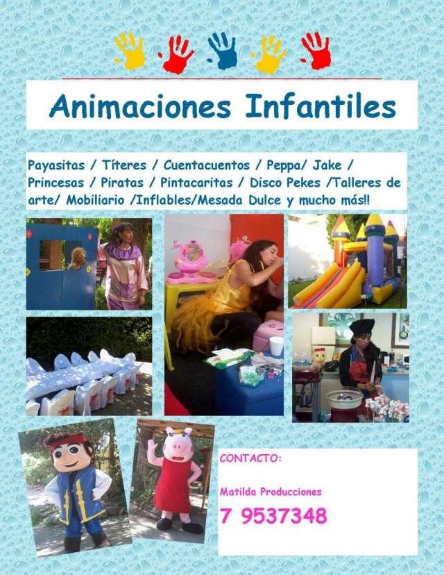 Fotos de Animación infantil títeres disco pekes cuentacuentos payasitas 2
