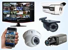 Camaras de vigilancia, cctv, monitoreo via celular, servicio tecnico en terreno