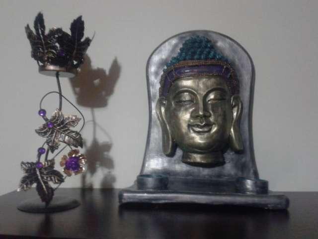 Budas ornamentales figuraspatita