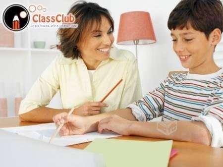 Clases particulares a domicilio examenes libres