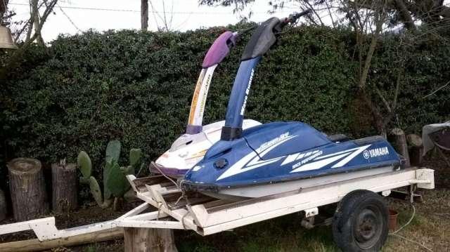 Venta motos jet yamaha