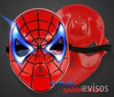 Mascaras de super heroe
