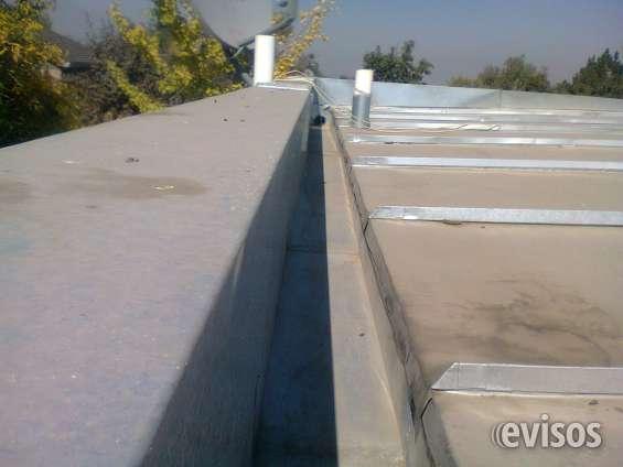 Limpieza de canaletas, bajadas de aguas lluvias, limpieza de techumbres