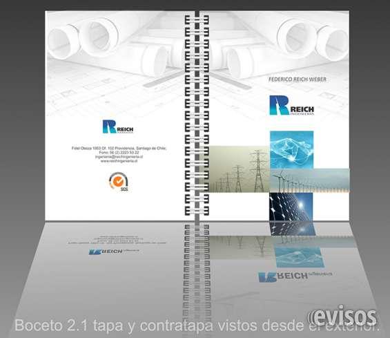 Diseño gráfico profesional, diseño exclusivo para su empresa.