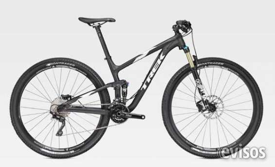 Vendo bicicleta trek top fuel 9.9 sl