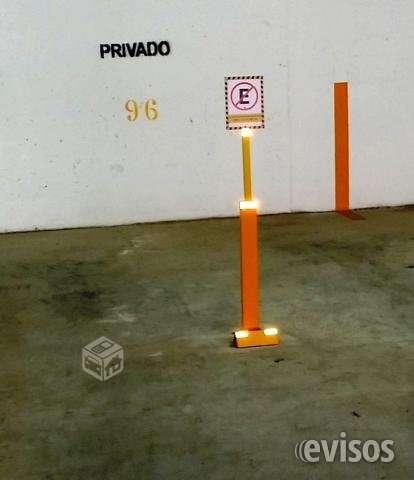 Bloqueador de estacionamiento not here - chile