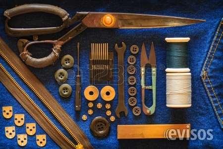 Necesito talleres de confeccion, costureras o costureros
