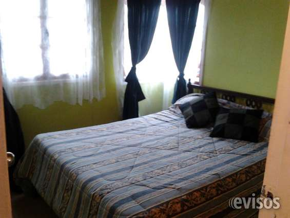Linda habitacion amoblada // varon central