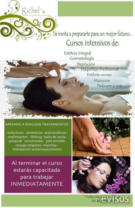 Curso de manicure pedicure gratis curso de depilación en richel`s