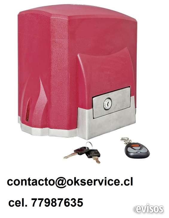Servicio tecnico portones mcgarcia, veloti v region 977987635
