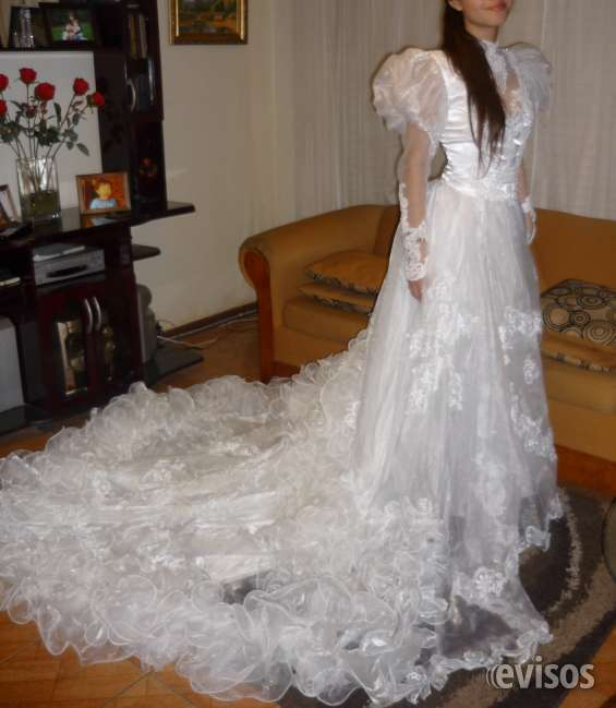 Vendo vestidos de novia como nuevos