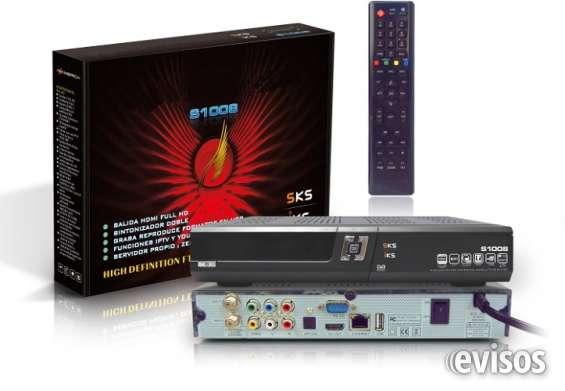 Canales hd, tv y radio