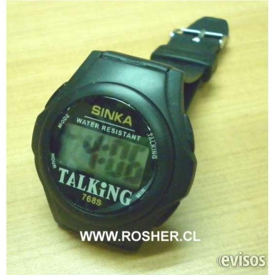 Relojes Ciego4990 Watch Para Talking fY6gbyv7