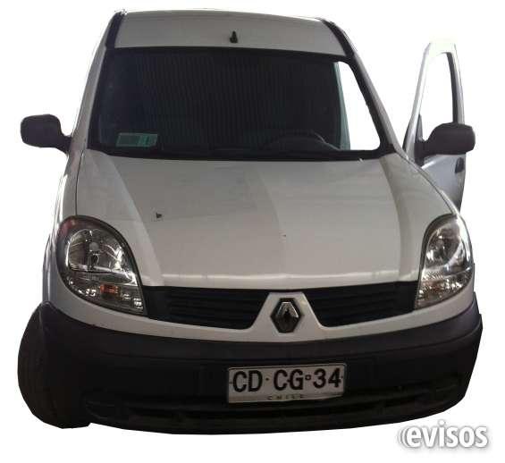 Renault kangoo a toda prueba